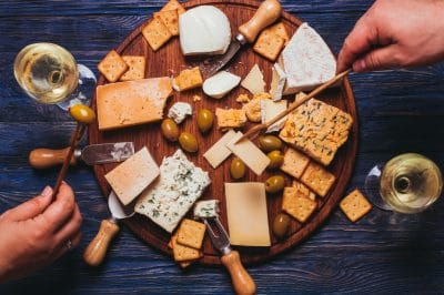 The World Traveler's Guide To The Perfect Cheese Plate