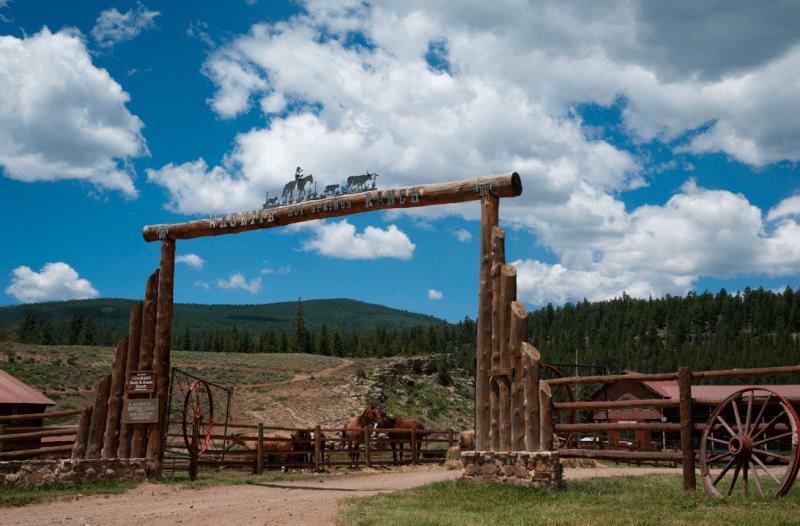 Gunnison Valley Ranch. Photo courtesy of Gunnison Valley ranch.