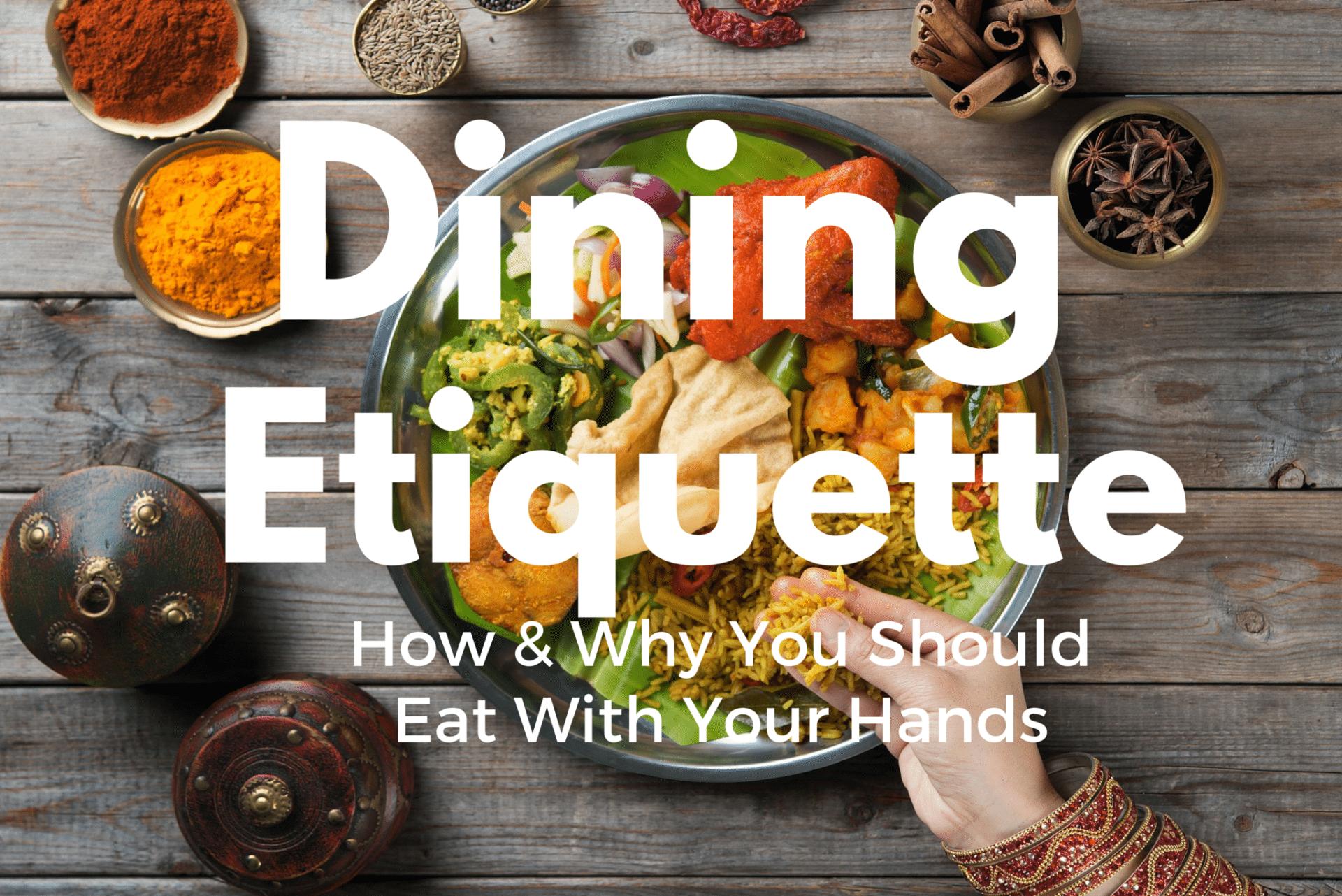 Business Dining Etiquette - de Burgh Group  |Eating Etiquette