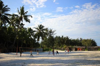 Galu Beach, Pinewood Beach Resort & Spa