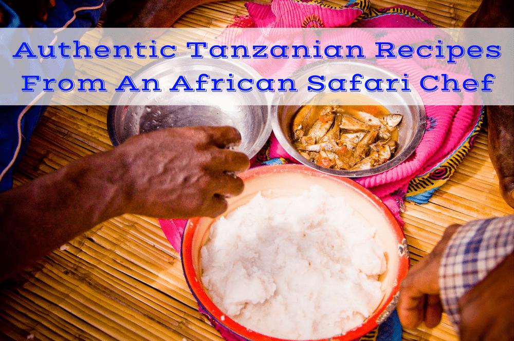 tanzanian recipes