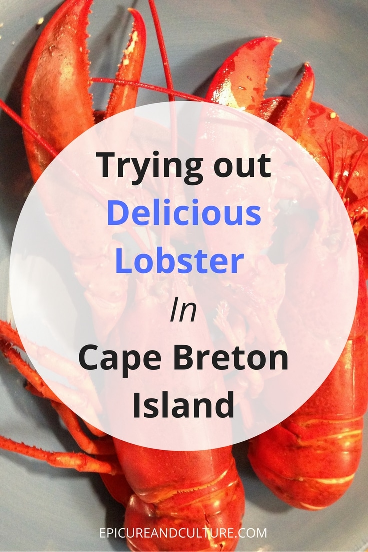 Food Guide | Eating Lobster in Cape Breton Island