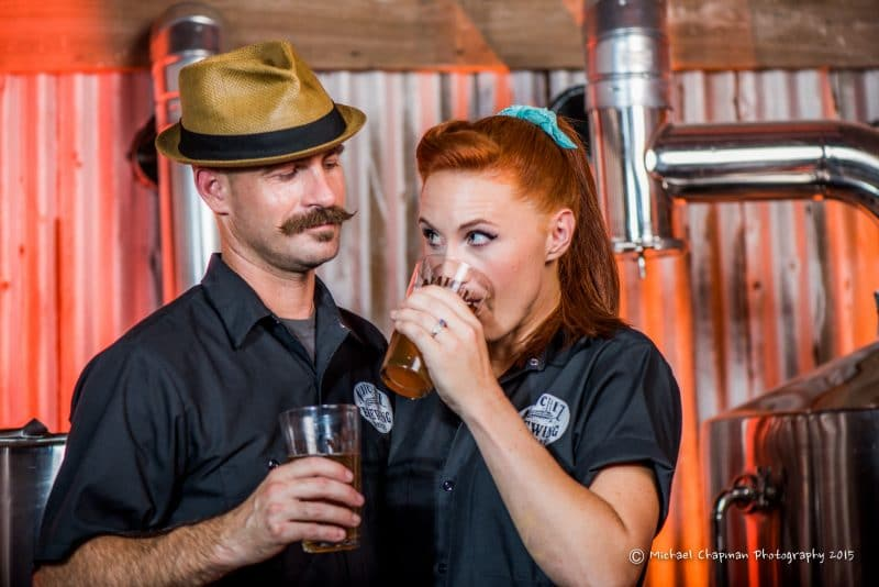 Lisa Miller of Natchez Brewing. Photo courtesy of Michael Chapman Photography.