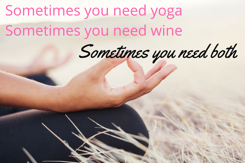 yoga wine 8 amazing boozy retreats around the world