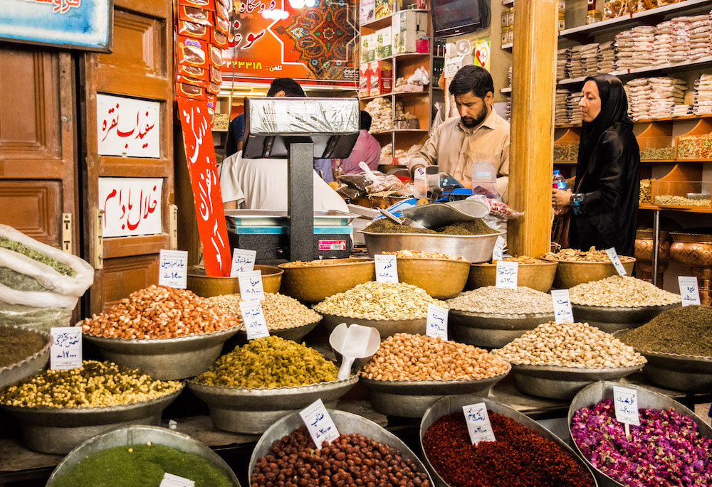 Food In Iran: Persian Dishes You Must Try | Middle Eastern