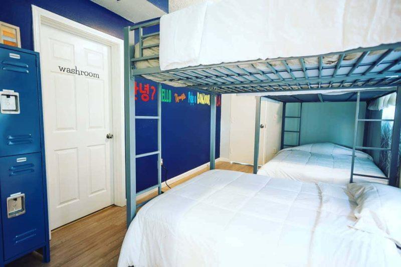 wanderstay houston hostel dorms